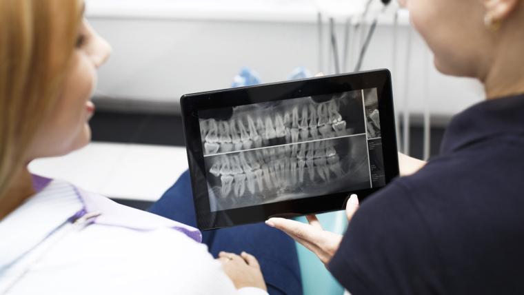 Radiología (ortopantomografía, teleradiografía)